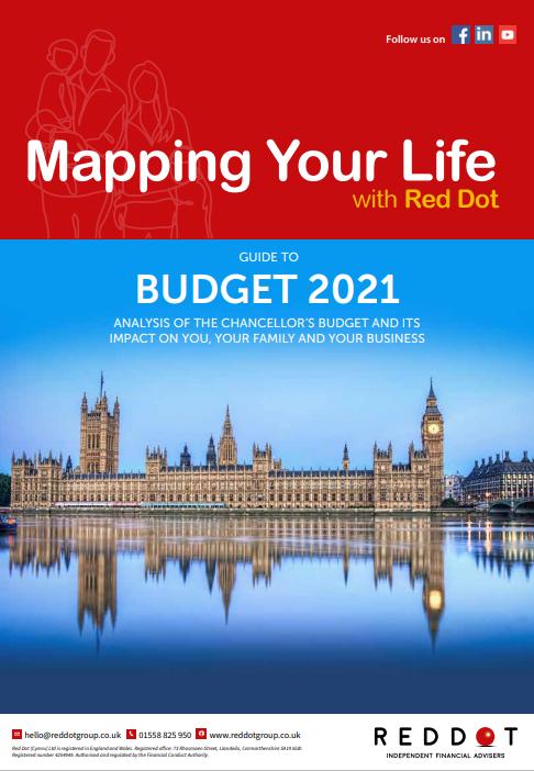 Budget Guide 2021 from Red Dot (Cymru) Ltd
